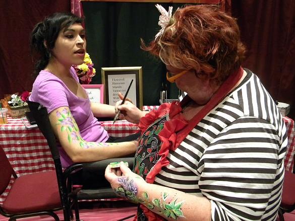 Tattoos & Blues at the Flamingo Resort Hotel