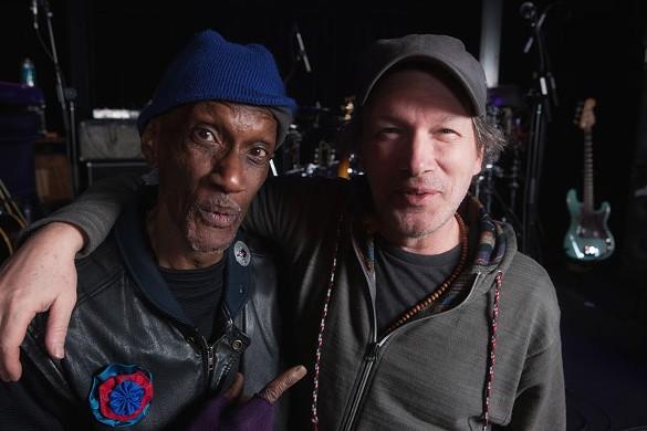 Steve Kimock & Bernie Worrell at Hopmonk Novato