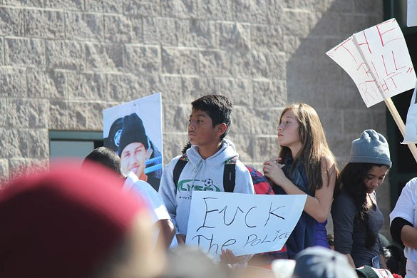March for Andy Lopez