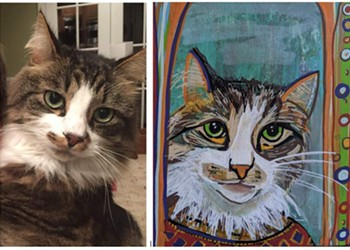 Homebound Artists Are Creating Pet Portraits During Shelter-In-Place