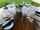 Single Vineyard Terrace Tasting - Uploaded by KazzitInc