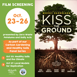 kiss the ground film - Uploaded by Daily Acts