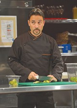 KEVIN BERNE - BEHIND CLOSED DOORS 'My Mañana Comes' poignantly stages the lives of busboys.