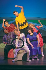 ERIC CHAZANKIN - GOOD MAN The 'Charlie Brown' musical turned 50 this year.