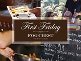 First Friday at Fog Crest Vineyard - Uploaded by KazzitInc