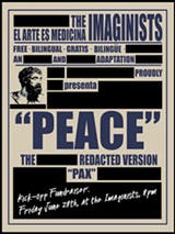 The Art is Medicine Show: Peace (The Redacted Version) - Uploaded by The Imaginists