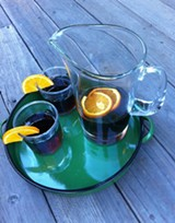 Cool, refreshing DECO Port Sangria. - Uploaded by Sonoma Portworks