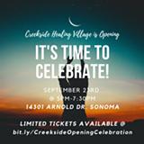 Opening Celebration - Uploaded by CreeksideHealingVillage