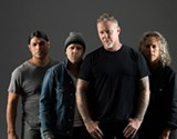 ROSS-HALFIN - Time Marches On From symphony performances to rehab, Metallica still lives the rockstar life.