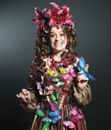 WACKY MAGIC Lauryn Hochberg as Moth in 'Peaseblossom.'