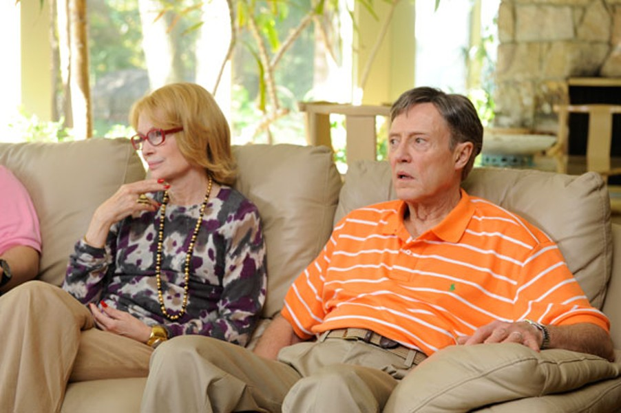 WALKEN CANE Smiling isn't a requirement in Todd Solondz's films.