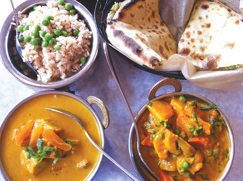 WHAT A DISH West Sonoma County has few Indian food options and Sebastopol'sMarigold is making a name for itself.