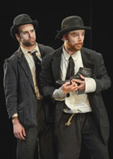 WHERE IS HE? MTC's 'Waiting for Godot' tops our theater critic's 2013 list. - KEVIN BERNE