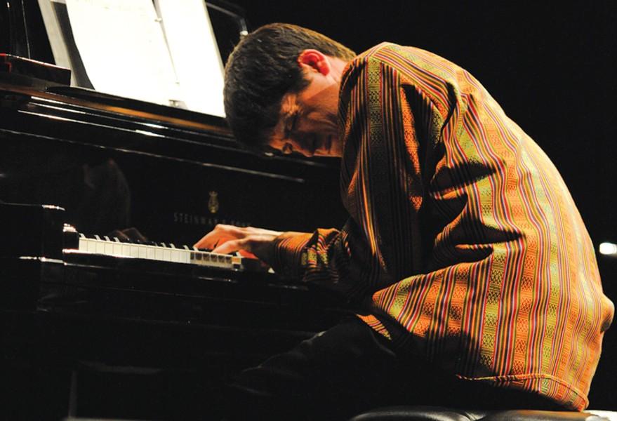 YOUNG LION Noam Lenish's new album features 'Waltz for Pamela,' the last piece written by the late Mel Graves.