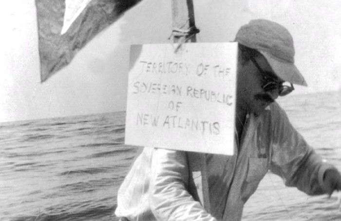 New Atlantis was no amateur act of Caribbean colonialism. - COURTESY OF ANNE AND HILARY HEMINGWAY