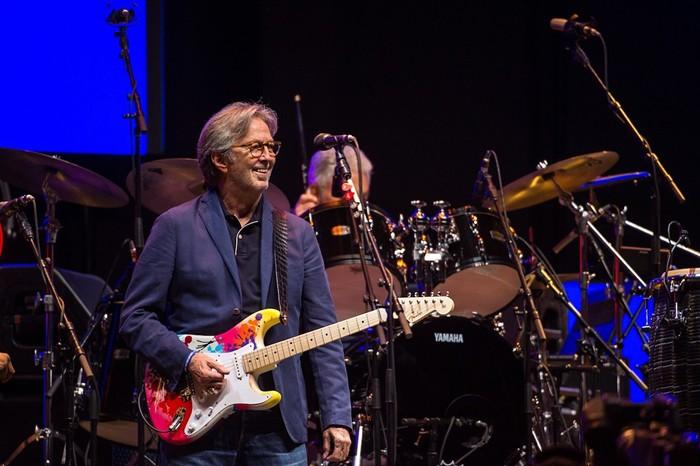 Eric Clapton - PHOTO COURTESY OF SEMINOLE HARD ROCK HOTEL & CASINO