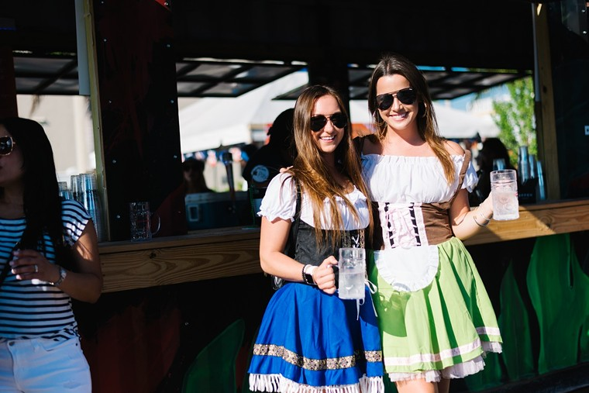 Celebrate Oktoberfest - PHOTO COURTESY OF SWARM