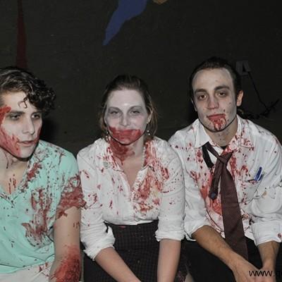 Zombie Walk, 10/5/08