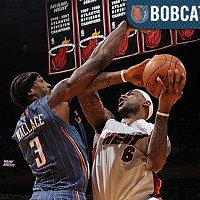 Bobcats bringing the Heat: Free tix to Bobcats vs. Miami