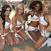 The hottest girls in the NBA are in Charlotte