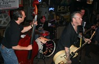 12th Annual Plaza Midwood Pig Pickin' on Gordon Street tonight (7/4/13)