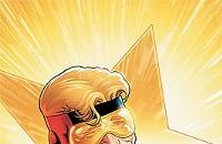 Quickie comic review: <em>Booster Gold</em> No. 32