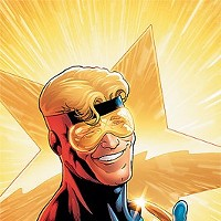 Quickie comic review: <em>Booster Gold</em> No. 32
