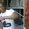 Coolio's new tattoo... whoops!
