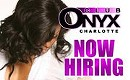 Need a job? Club Onyx is hiring.