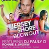 Jersey Shore's Pauly D not coming tonight
