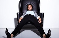 <i>2 Broke Girls</i>' Jonathan Kite visits the Q.C. for comedy performances