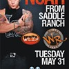 Noah (who?) from VH1's Saddle Ranch (what?) at Whisky River