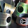 Earth Day gift idea: Eco-cuffs from GreenMarketGirl