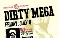 Enter the homemade bikini contest at Dirty Mega party