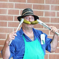 3 questions with Bill Averbach, pickler