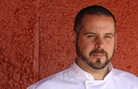 3 questions with Blake Hartwick, executive chef