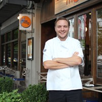 3 questions with chef Chris Coleman of Harvest Moon Grille