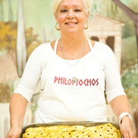 3 questions with Irene Politis, pastry maker