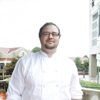 3 questions with Joseph Cornett, Firewater executive chef