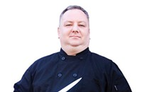 3 questions with Patrick Lavery, chef