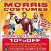 Coupon for Morris Costumes