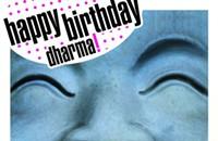 Happy birthday Dharma Lounge!