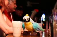 Hot rods and fat parrots: The secret side of Mallville