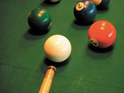 7 Free billiards - PHOTOS.COM