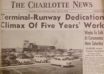 Question the Queen City: What became of the old Charlotte airport?