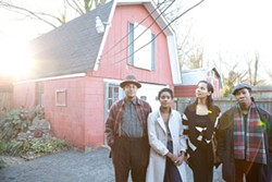 A CHANGE IS GONNA COME: Carolina Chocolate Drops