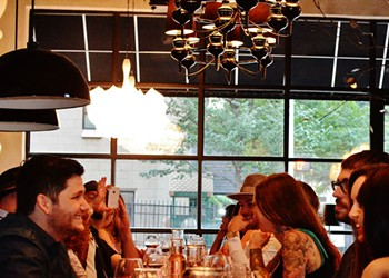 The rise of the pop-up dinner