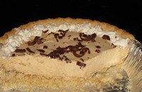 A cool and creamy dessert - Poogan's Peanut Butter Pie