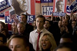 COLUMBIA - A FACE IN THE CROWD: Ryan Gosling in The Ides of March