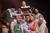 Theater review: CAST's <i>Steambath</i>